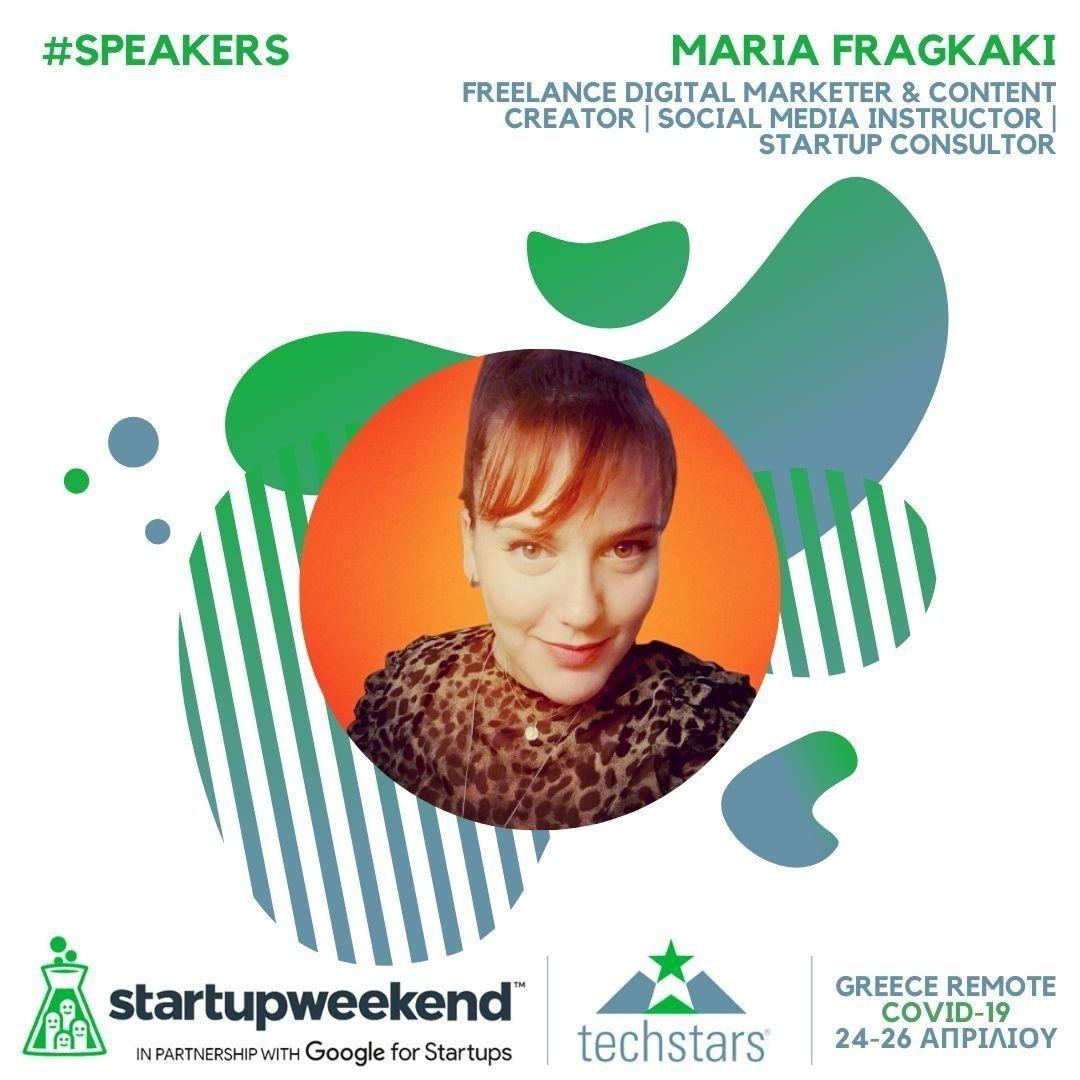 Techstars Startup Weekend COVID-19 Greece